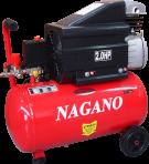 COMPRESSOR NAGANO 24 Litros portátil
