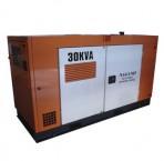 Gerador a Diesel Trifásico 30 KVA – ND30000ES3